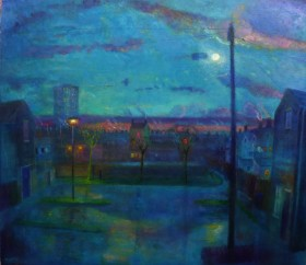 Lowestoft Skyline a room with a View