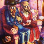 The Bogey Boys, Sunday Tea - Detail 2